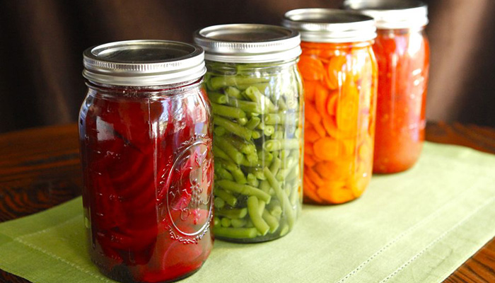 A List of the Most Common Methods of Preserving Food