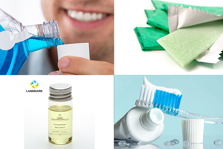 Application of Cinnamaldehyde in Oral Care Products