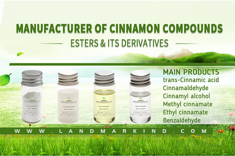 cinnamic acid supplier - wuhan landmark.jpg