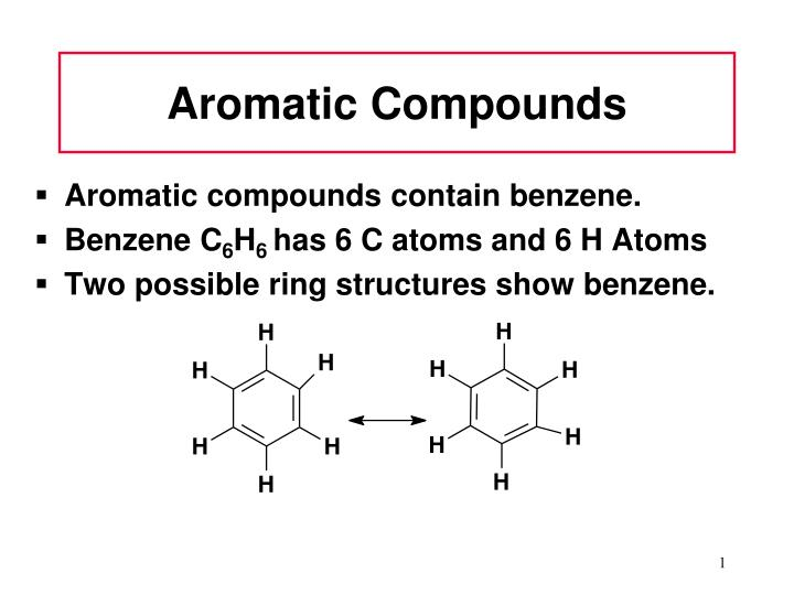 Most Popular Aromatic Compounds at Landmarkind