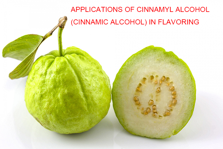 APPLICATIONS OF CINNAMYL ALCOHOL (CINNAMIC ALCOHOL) IN FLAVORING INDUSTRY