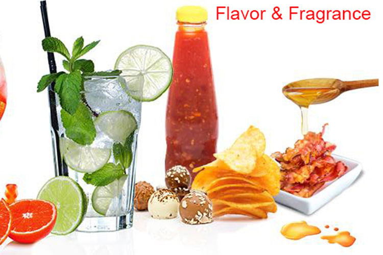 Differences Between Flavor And Fragrance